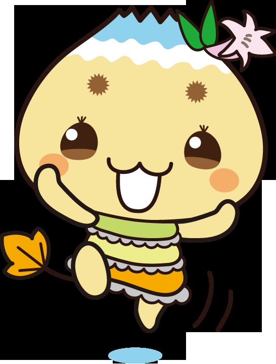恵那市公式キャラクター「エーナ」